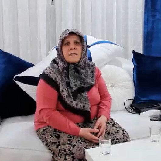 Gara şehidi Semih Özbeyin annesinden Kılıçdaroğluna tepki: Bizim için de yürüyüş yapacağını söyledi, bizi kandırdı