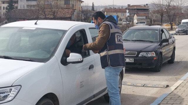 Tokat'ta 2 köy karantinaya alındı: Giriş ve çıkışlar kontrol altına alındı