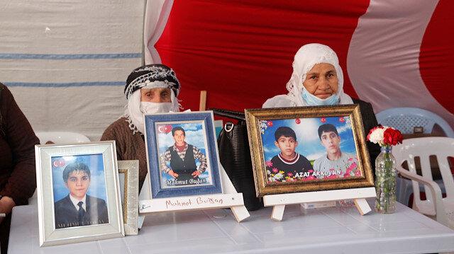 Diyarbakır annelerinin 'Dünya Kadınlar Günü' mesajı: Evlatlarımızı teslim etsinler