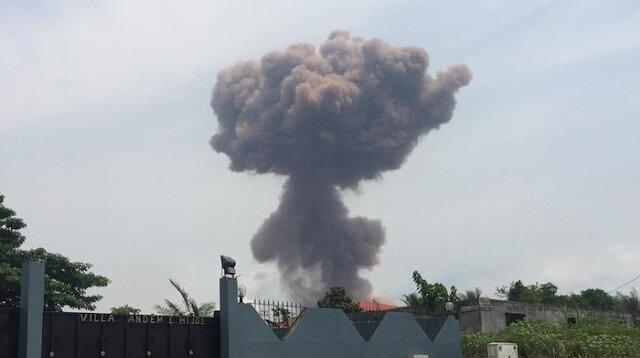 Ekvator Ginesi'nde art arda patlama: 20 kişi hayatını kaybetti