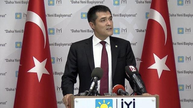 İYİ Parti İstanbul İl Başkanı Kavuncu'dan tepkiler sonrası açıklama: İmamoğlu'nun sözleri kabul edilemez