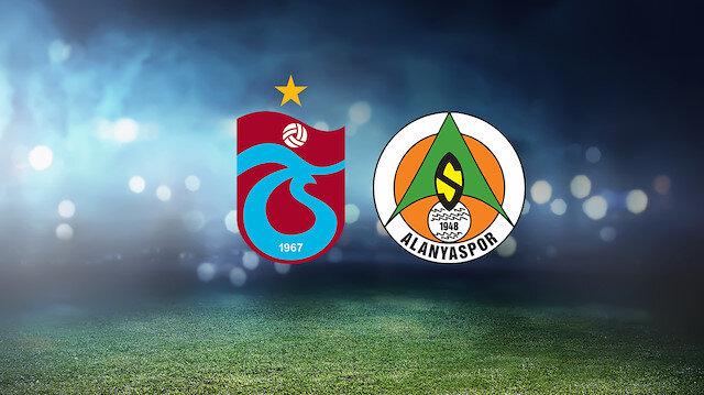 Trabzonspor-Alanyaspor (CANLI)