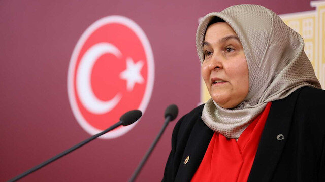 AK Partili Öçal: HDP kadınların terör örgütü PKK'ya katılımını sağlamak için ortam oluşturuyor