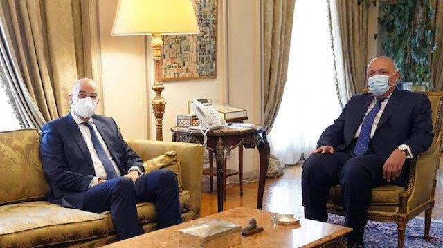 Mısır-Türkiye arasındaki ilişki Yunanistan'ı korkuttu: Yunan bakan soluğu Kahire'de aldı