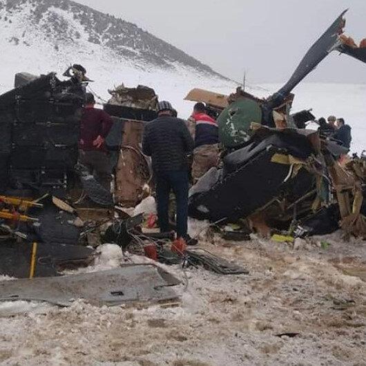 Yarım saatte değişen hava şartları 11 askeri hayattan kopardı