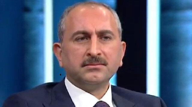 Adalet Bakanı Abdulhamit Gül'den önemli açıklamalar: AİHM'nin çifte standartlarını da görüyoruz