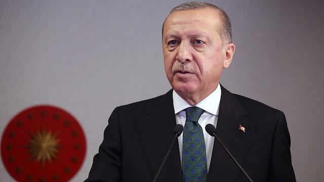 Cumhurbaşkanı Erdoğan'dan 8 Mart Dünya Kadınlar Günü paylaşımı