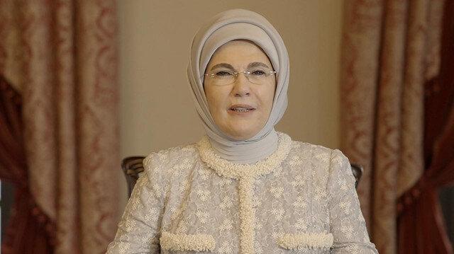 Emine Erdoğan'dan 'Dünya Kadınlar Günü' mesajı
