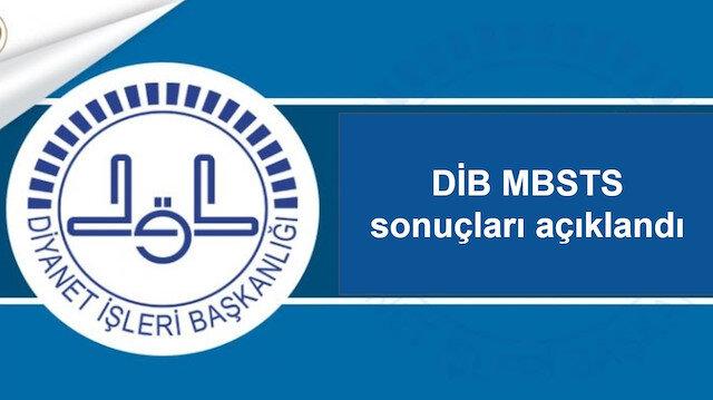 MBSTS sonuçları açıklandı! 2021 ÖSYM giriş ile DİB MBSTS sonuçları sorgulama nasıl yapılır?