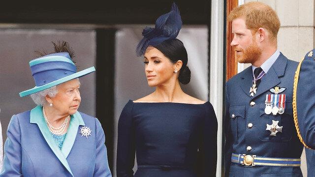 'Kraliyet ailesi ırkçı'