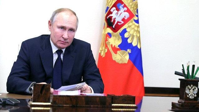 Rusya Devlet Başkanı Putin: Ortak projemiz Akkuyu NGS'de yeni bir dönem başlıyor