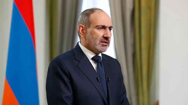 Ermenistan Başbakanı Paşinyan: Genelkurmay Başkanı görevden alınmış sayılıyor