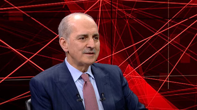 AK Parti Genel Başkanvekili Numan Kurtulmuş'tan seçim barajı ve daraltılmış bölge açıklaması