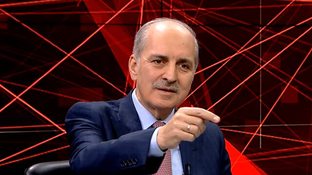 AK Parti Genel Başkanvekili Kurtulmuş: Parti olarak irademiz daraltılmış bölgeden yanadır