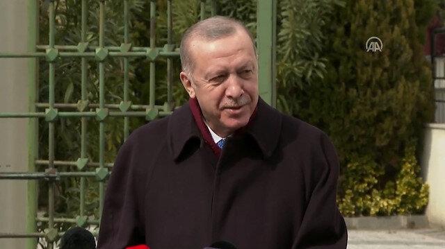 Cumhurbaşkanı Erdoğan: Mısır ile olmamız gereken yerdeyiz