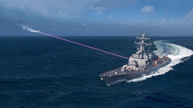 Türk savaş gemilerine müthiş silah: Üzerinden kuş uçurtmayacak