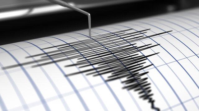 Ağrı'nın Doğubayazıt ilçesinde 4 büyüklüğünde deprem