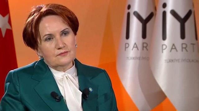 Meral Akşener: Pervin Buldan bana 'katil' dediği için arkadaşlarımız Ekrem İmamoğlu'nun tweetine üzüldü