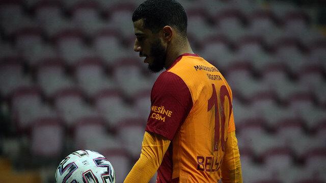 """Younes Belhanda Galatasaray'a veda etti: """"Hocam Fatih Terim'e teşekkür ediyorum"""""""