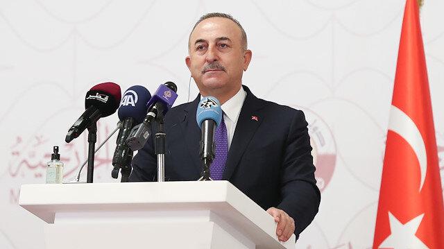 Bakan Çavuşoğlu'ndan Suudi Arabistan açıklaması: Onlar olumlu adım atarsa biz de atarız