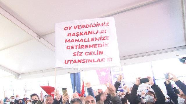 İzmirliler CHP'li vekilleri Kılıçdaroğlu'na şikayet etti: Bizi dinlemeye davet ediyoruz