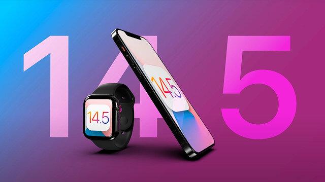 iOS 14.5 ile birlikte iPhone'lar için ek güvenlik güncelleştirmeleri sunulabilir