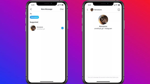 Instagram yeni gizlilik seçeneklerini test ediyor