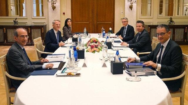 Türkiye ile Yunanistan arasındaki istikşafi görüşmelerin 62. turu tamamlandı