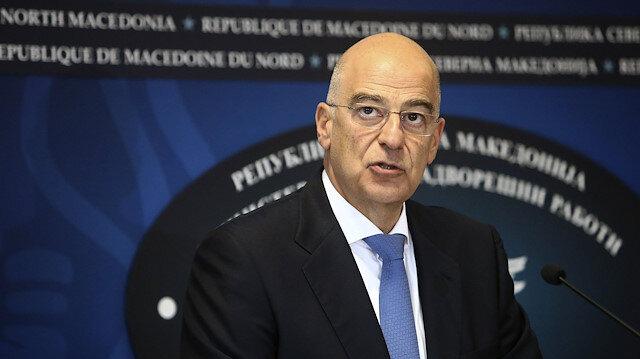 Yunanistan Dışişleri Bakanı Dendias: Çavuşoğlu ile uygun atmosferde buluşmak istiyorum