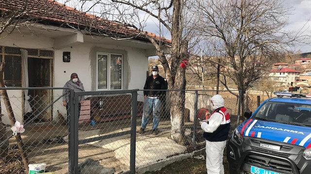 Taziye ziyaretinde 21 kişi koronavirüs oldu: 80 kişi karantinada