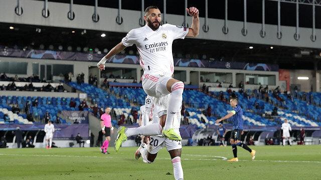 Real Madrid çeyrek finalde (ÖZET)