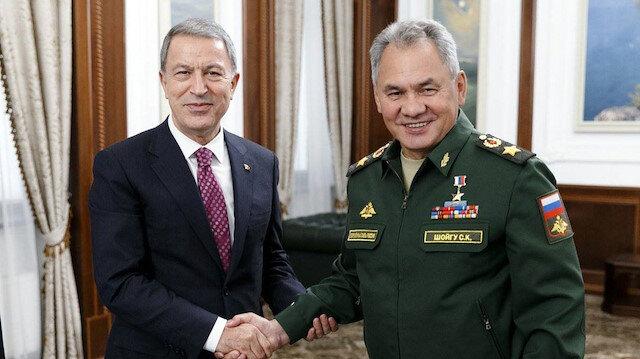 Rusya Savunma Bakanı Şoygu: Türkiye çok zor ama etkili bir ortak