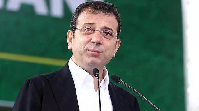 İBB Başkanı İmamoğlu'na 'kamu görevlisine hakaret' suçlamasıyla 7 bin 80 lira adli para cezası verildi