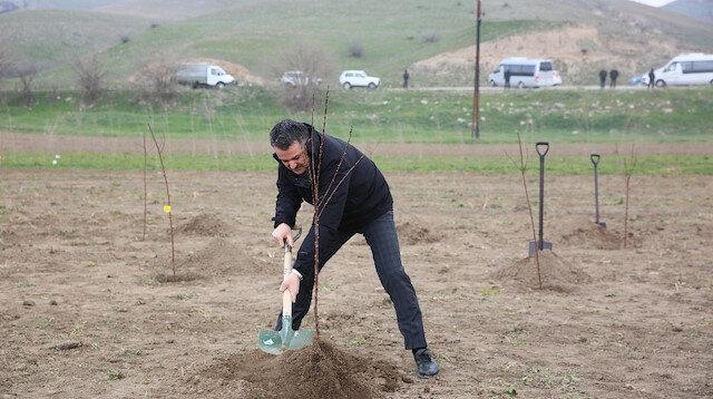 İşgalden kurtarılan Karabağ'da ilk tohum: Türkiye'nin öncülüğünde tarım faaliyetleri başladı