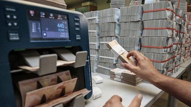 Bankacılık sektörünün kredi hacmi büyüyor