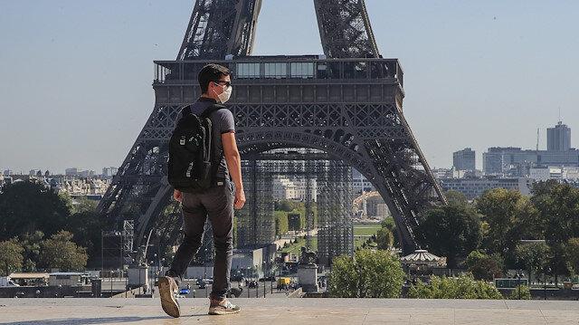 Fransa'da 16 bölgede bir ay boyunca tam sokağa çıkma yasağı uygulanacak