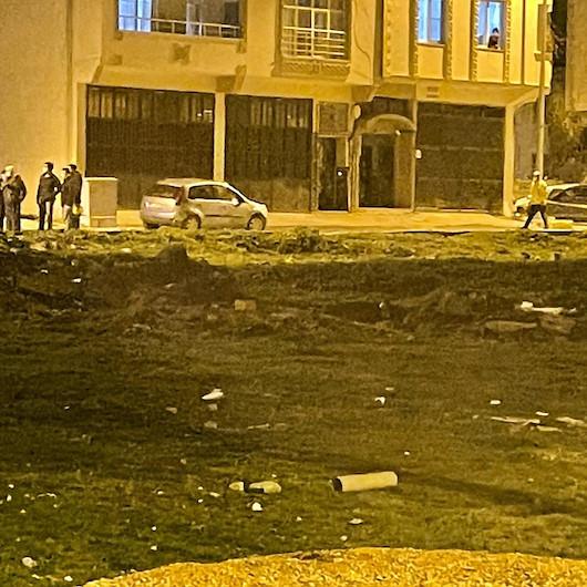 Suriye'den atılan roketler Kilis'e düştü