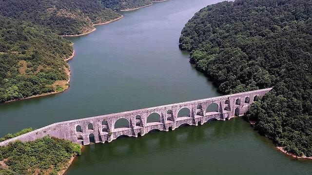 İstikrarlı artış devam ediyor: İstanbul'da barajların doluluk oranında son durum