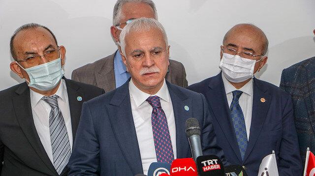 İYİ Partili Aydın'dan HDP'nin kapatılması davasına dair yorum: Çok ağır gerekçeler var