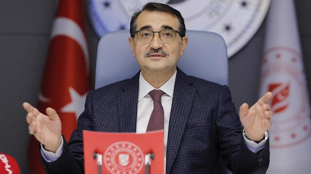 Enerji ve Tabii Kaynaklar Bakanı Dönmez: Karadeniz'de yeni bir keşif duyurabiliriz