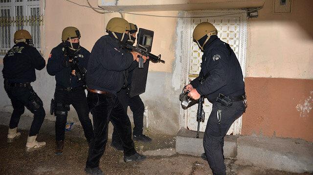 Adana'da PKK/KCK'ya yönelik şafak operasyonu: 15 gözaltı kararı