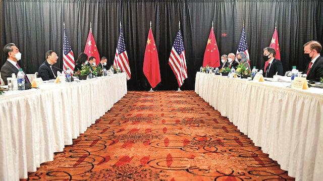 Çin-ABD arasında sıcak atışma