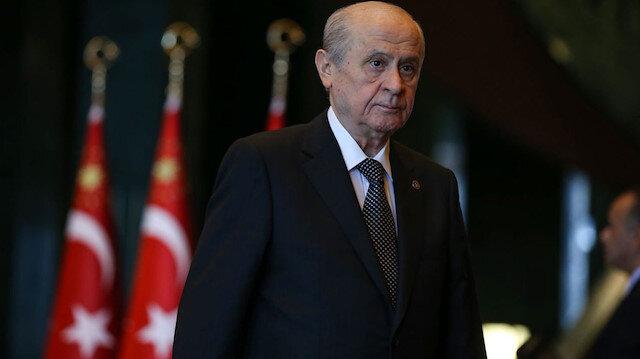 MHP Genel Başkanı Bahçeli: Ömer Faruk Gergerlioğlu  TBMM'yi terk etmeyerek milli iradeye kafa tutmuştur