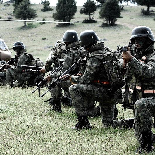MSB duyurdu: 14 terörist etkisiz hale getirildi