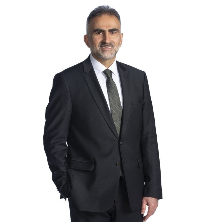 Turkcell Şebeke Teknolojilerinden Sorumlu Genel Müdür Yardımcısı Gediz Sezgin.