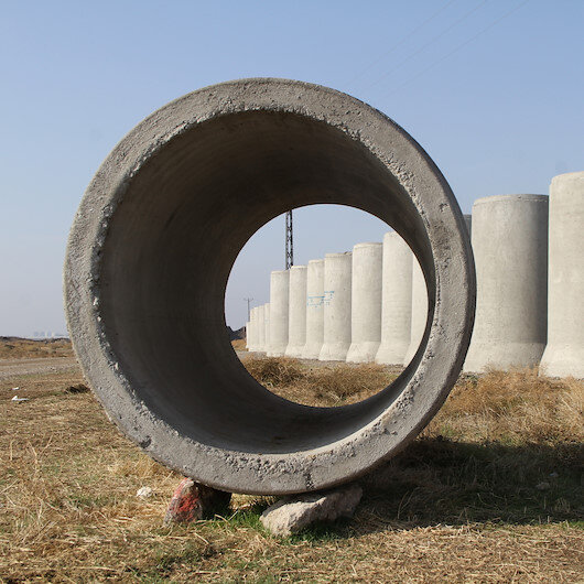 Bismil atıksu arıtma tesisi çevre kirliliğini önleyecek