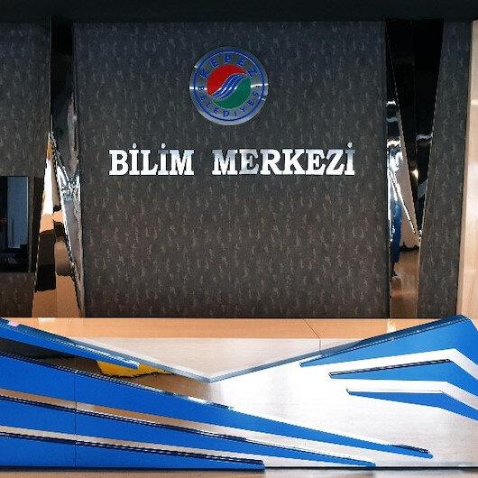 Antalya Bilim Merkezi'ne astronomi bölümü açılıyor