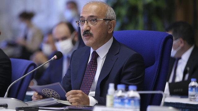 Hazine ve Maliye Bakanı Elvan'dan piyasalara güven mesajı