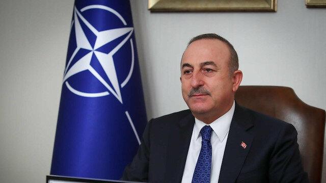 Dışişleri Bakanı Çavuşoğlu: PKK/YPG Irak ve Suriye'ye de bir tehdittir