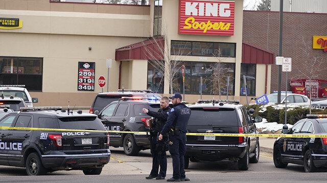 ABD'nin Colorado eyaletindeki bir markete silahlı saldırı düzenlendi: Çok sayıda ölü var